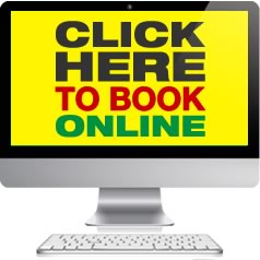 Book a cleaning service here online